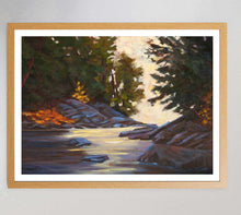 Load image into Gallery viewer, The Creek Limited Art Print