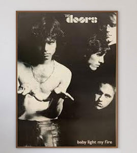 The Doors - Light My Fire - Printed Originals