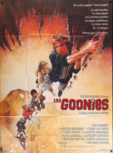 The Goonies (French) - Printed Originals
