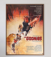 Load image into Gallery viewer, The Goonies (French) - Printed Originals