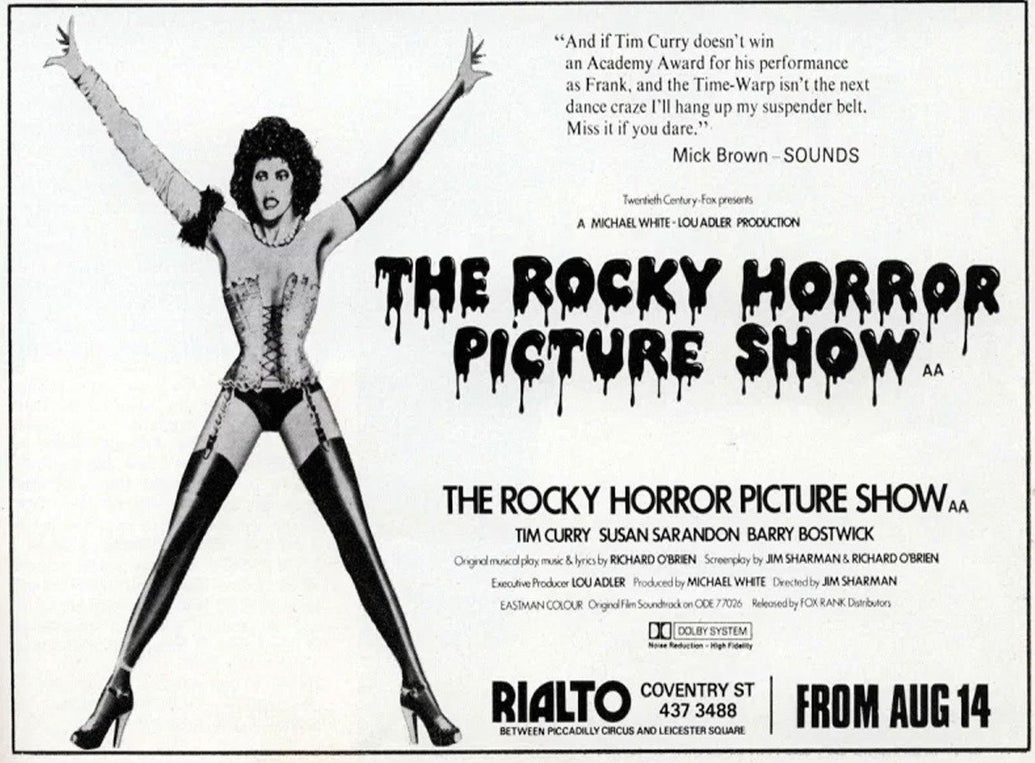 The Rocky Horror Picture Show - Printed Originals