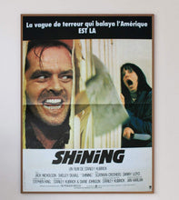Load image into Gallery viewer, The Shining (French) - Printed Originals