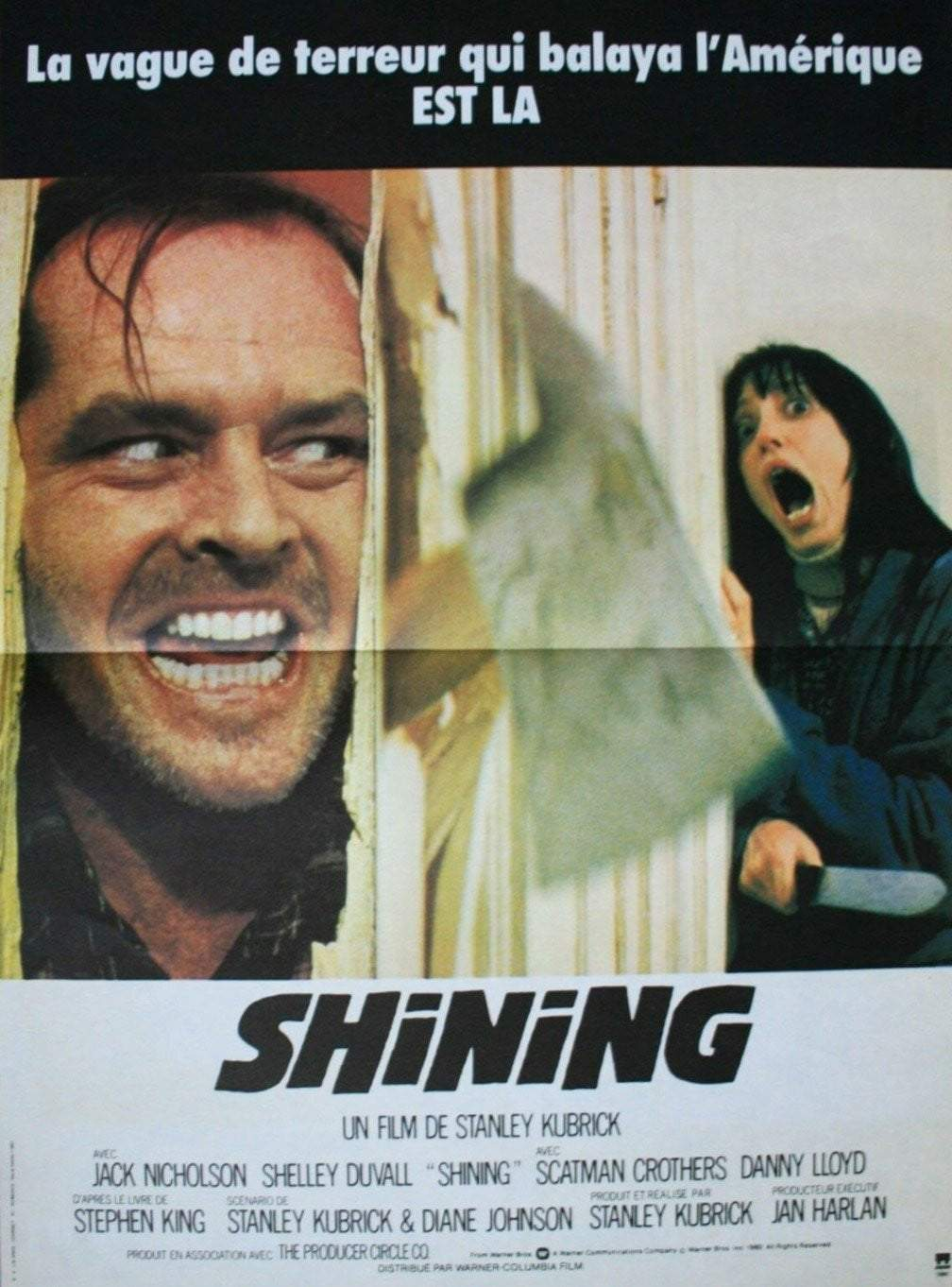 The Shining (French) - Printed Originals