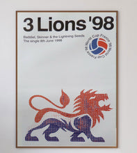 Load image into Gallery viewer, Three Lions '98 - Printed Originals