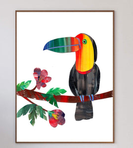 Toucan Limited Art Print - Printed Originals