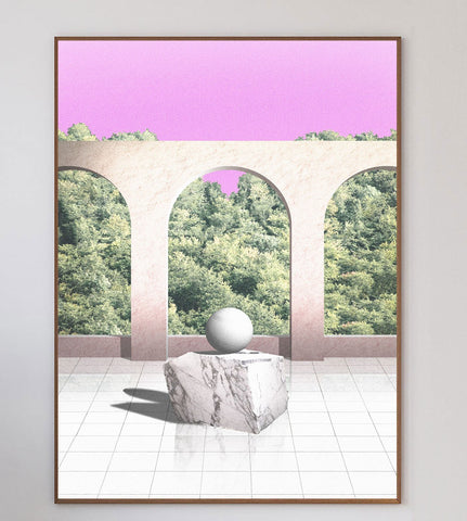 Untitled 8 Limited Art Print