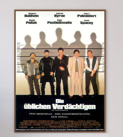 Usual Suspects (German)