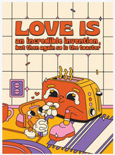 Load image into Gallery viewer, Love Is Limited Art Print