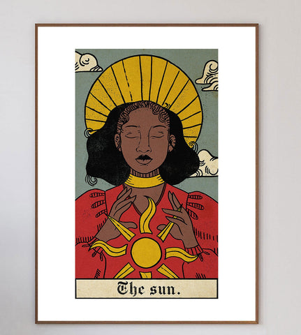 The Sun Limited Art Print