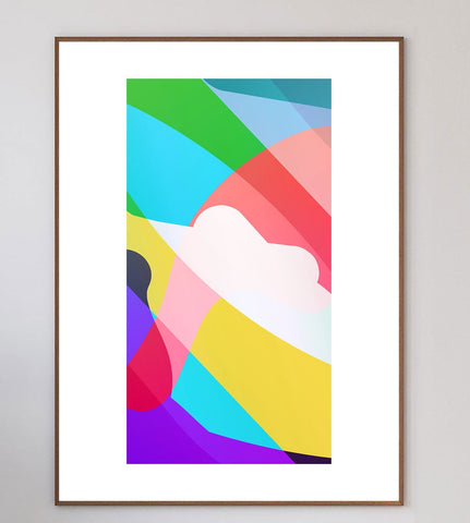 Warm Sunrise Limited Art Print
