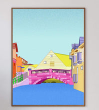 Load image into Gallery viewer, Winchester Bridge Art Print - Printed Originals
