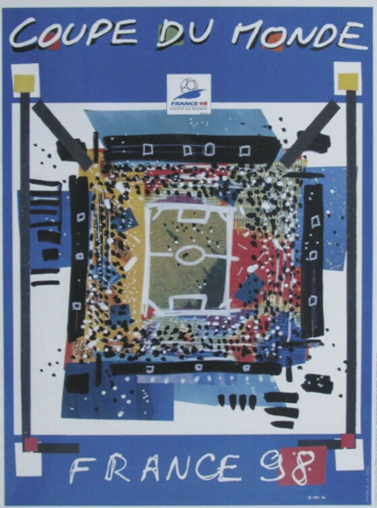 World Cup France '98 - Printed Originals