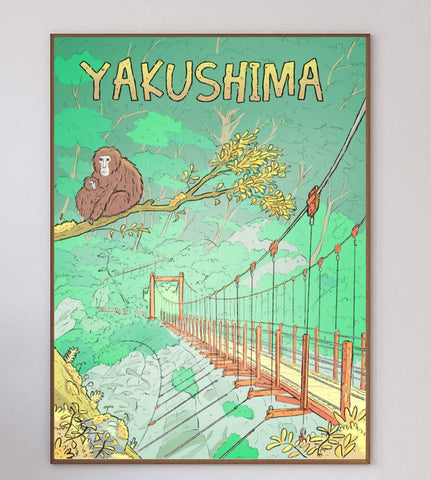 Yakushima Limited Art Print