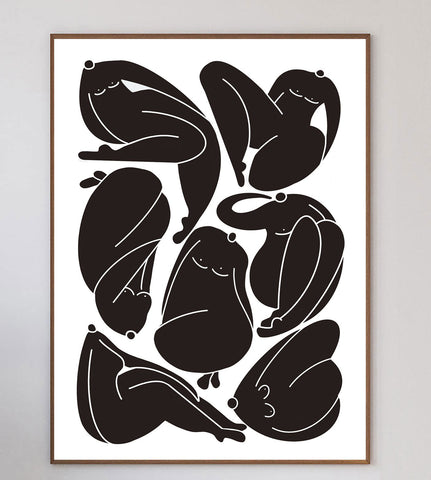 Coffee Beans Limited Art Print