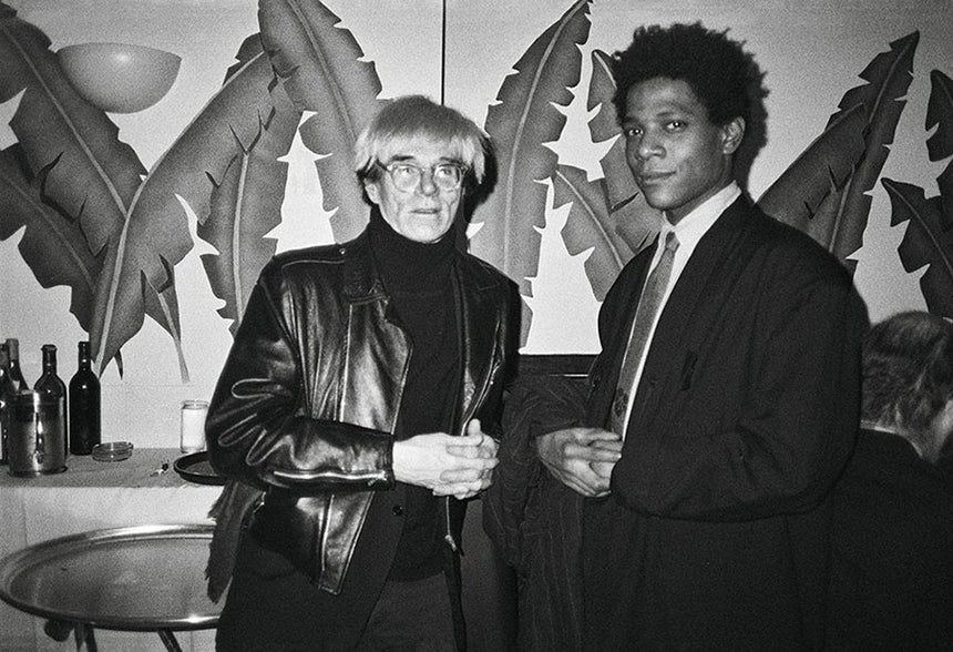 A Complex Friends: Warhol & Basquiat