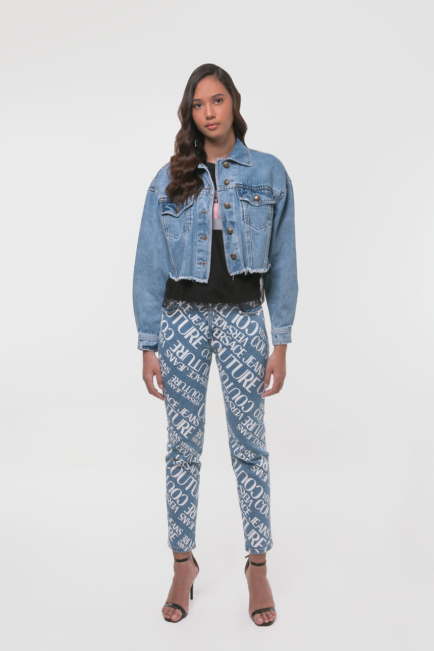 Versace Jeans Couture Denim Jacket