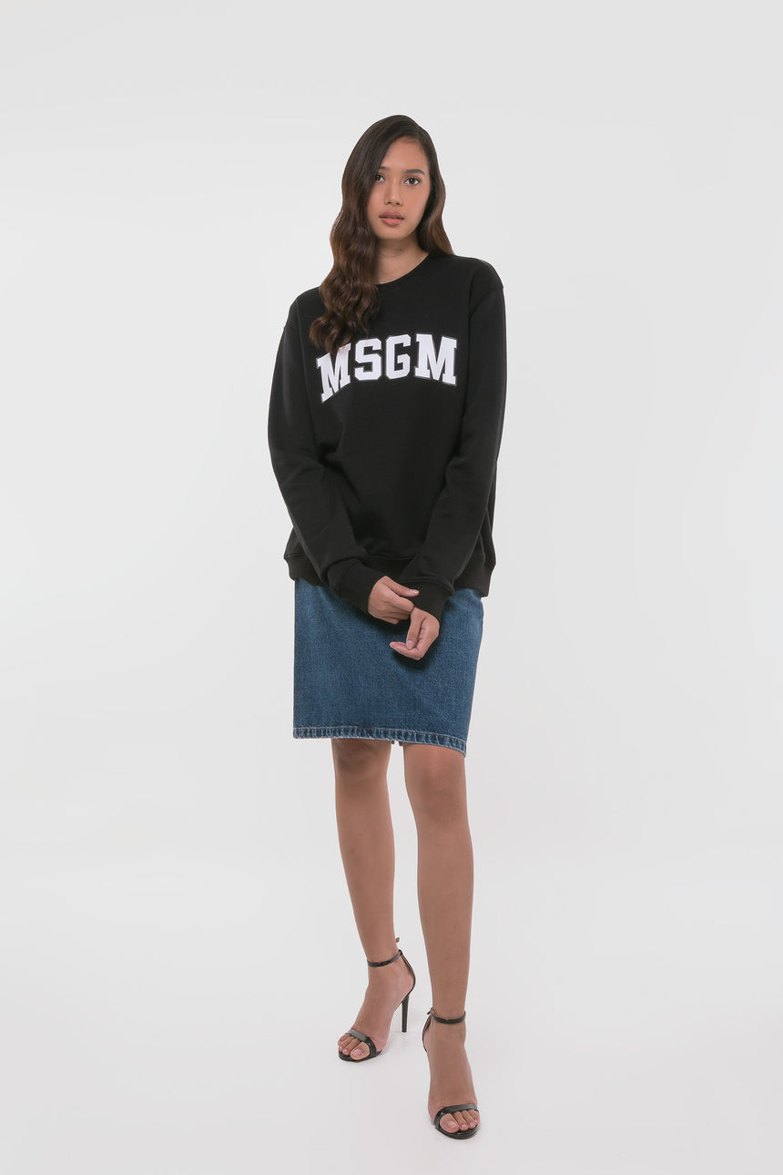 MSGM Basic Sweatshirt