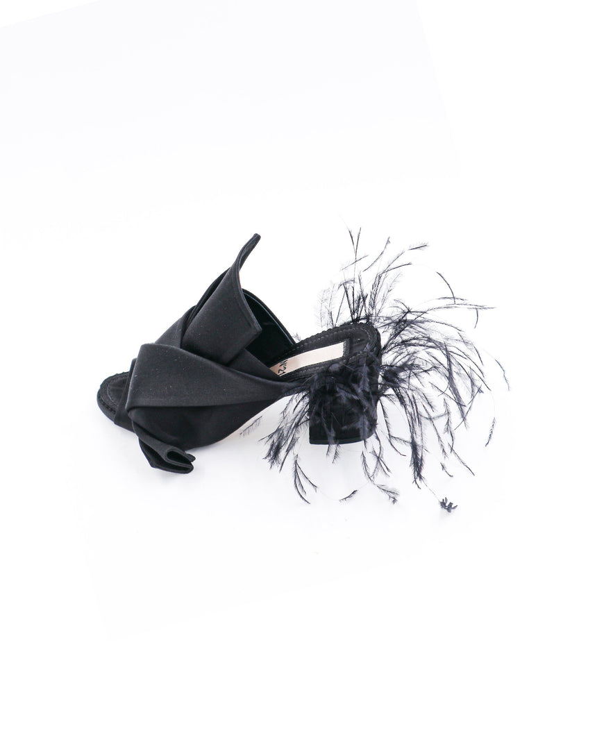 N21 Knotted Sandals