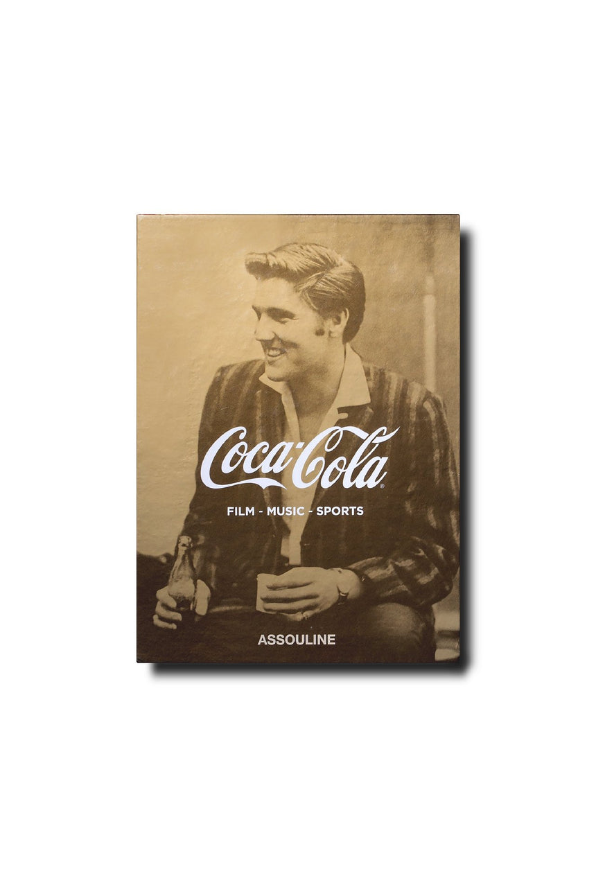 Assouline Coca-Cola Set Of Three: Film