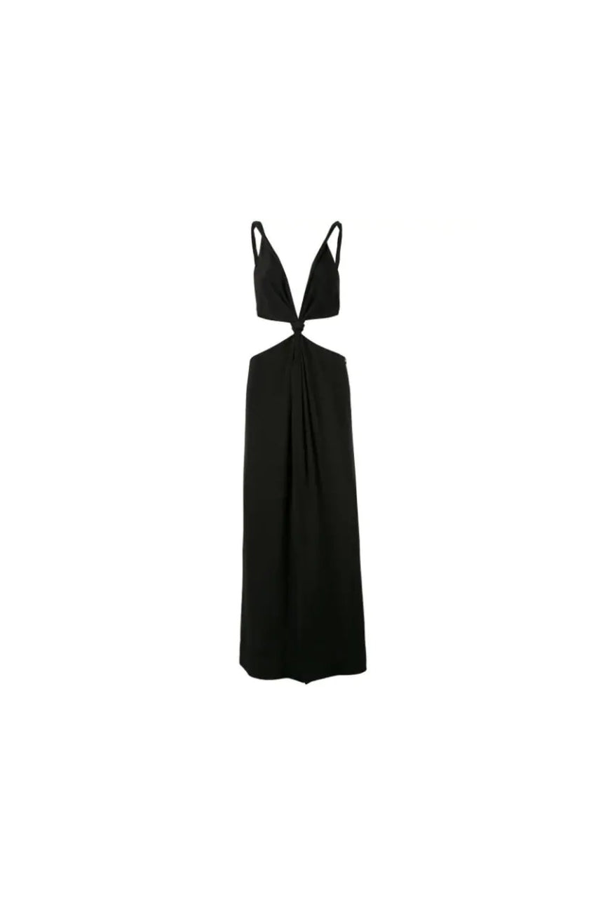 Dion Lee Loop Knot Gown