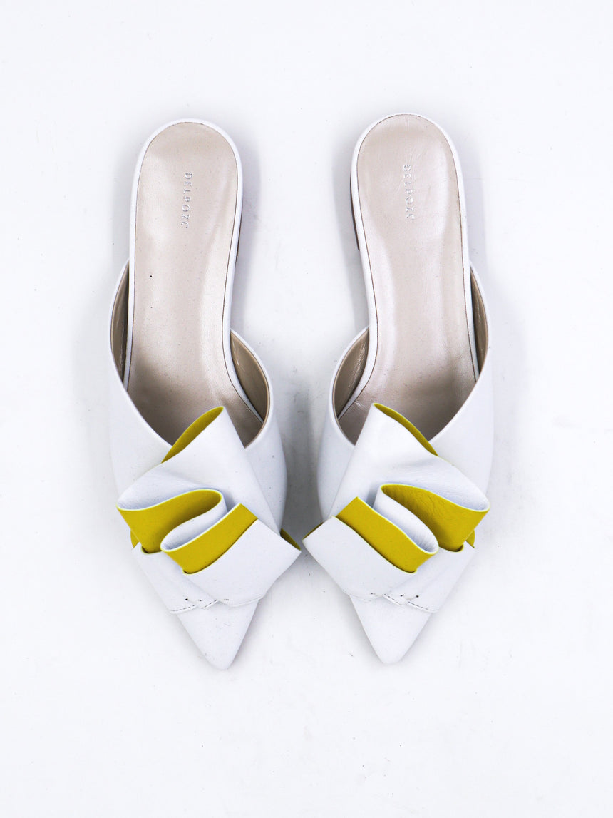 Delpozo Pointed Toe Pumps