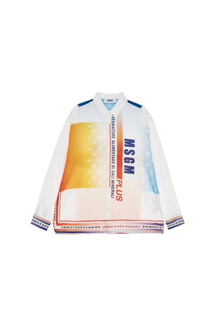 MSGM Multivitamin Shirt