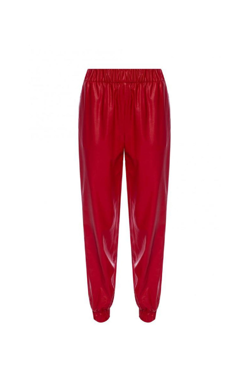 MSGM Tapered Leg Trousers