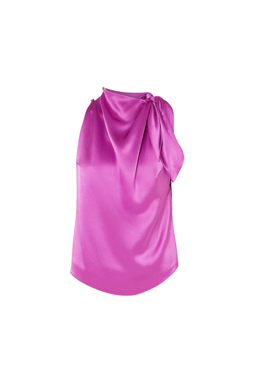 Nanushka Satin Top