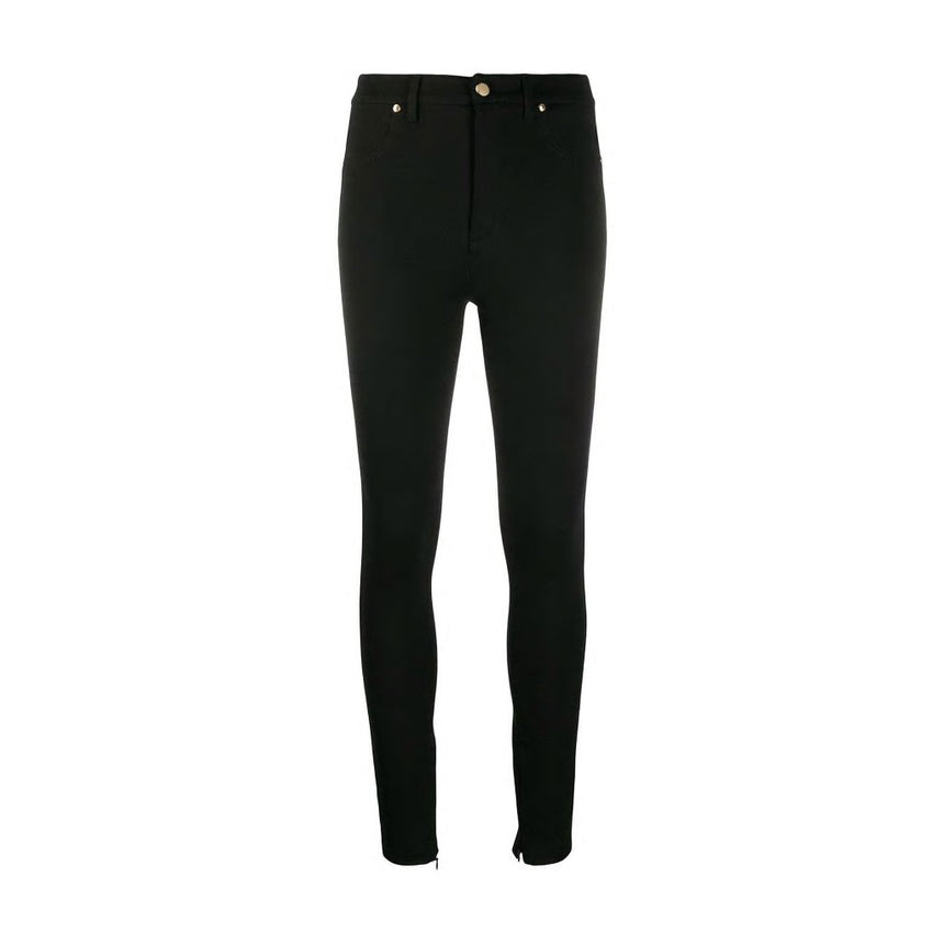 Versace Jeans Couture High-Rise Leggings