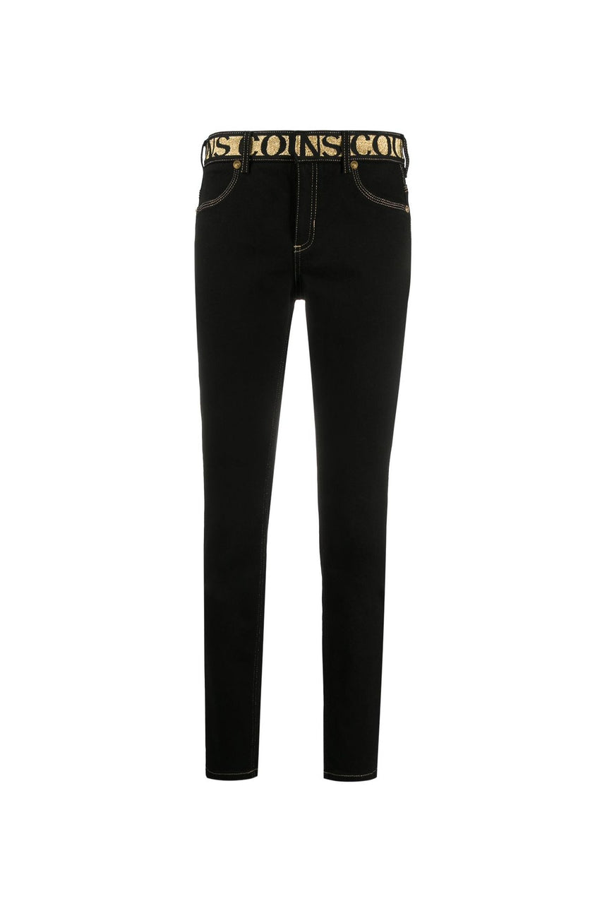 Versace Jeans Couture Low-rise Pants