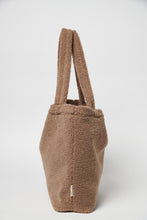 Last inn bildet i Galleri-visningsprogrammet, MOM BAG -  TEDDY CHUNKY BROWN