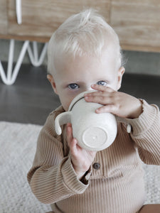 Wheat Straw Sippy Cup - OAT