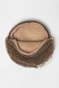 WALLET - CHUNKY BROWN