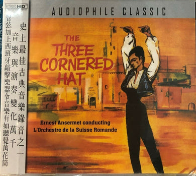 THE THREE CORNERED HAT 三角帽 (CD)