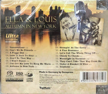 Load image into Gallery viewer, ELLA & LOUIS - AUTUMN IN NEW YORK (SACD) MADE IN GERMANY