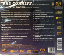 Load image into Gallery viewer, RAY CONNIFF - CONCERT IN RYHTHM I & II (SACD) MADE IN GERMANY