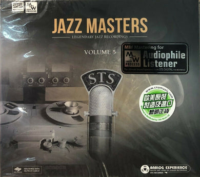 JAZZ MASTERS VOL 5 - VARIOUS ARTISTS (CD)