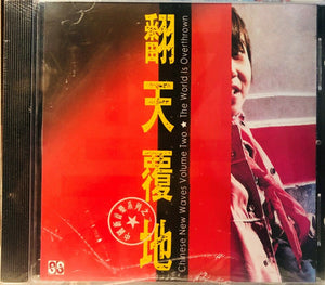 CHINESE NEW WAVES VOL 2- THE WORLD IS OVERTHROWN - 翻天覆地 VOL 2 (CD)