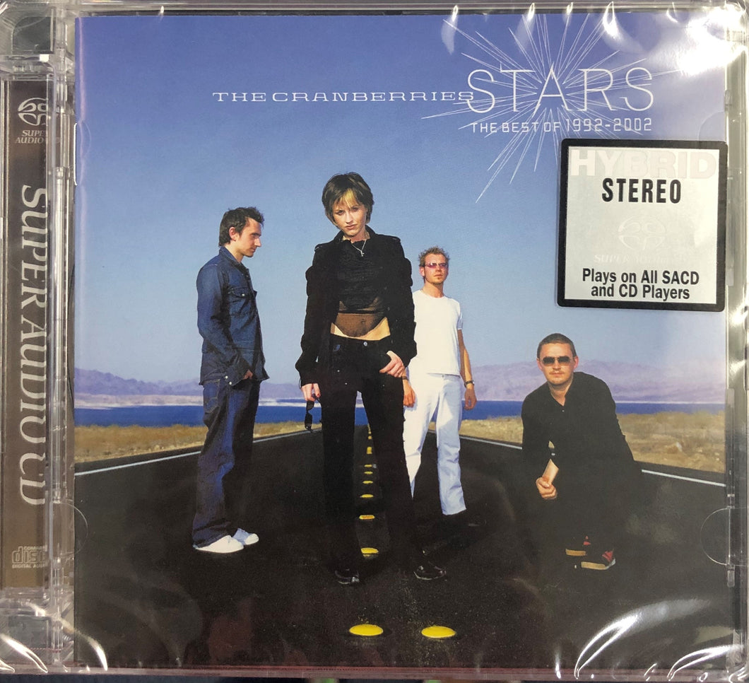 THE CRANBERRIES - BEST OF 1992-2002 (SACD) MADE IN JAPAN