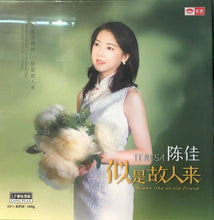 Load image into Gallery viewer, BOBO CHAN - 陳佳 SEEMS LIKE AN OLD FRIEND 似是故人來 Cantonese (VINYL)