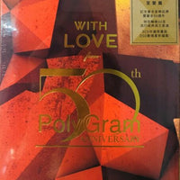WITH LOVE FROM POLYGRAM 50TH ANNIVERSARY (3CD)