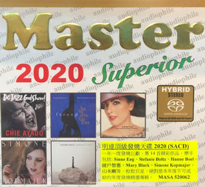 MASTER 2020 SUPERIOR (SACD) MADE IN GERMANY