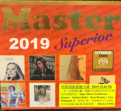 MASTER 2019 SUPERIOR (SACD) MADE IN GERMANY