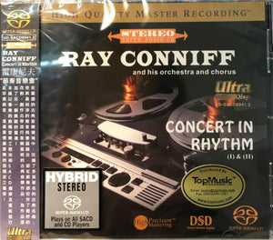 RAY CONNIFF - CONCERT IN RYHTHM I & II (SACD) MADE IN GERMANY
