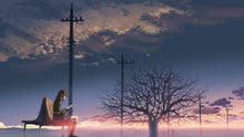 Load image into Gallery viewer, 5 Centimeters Per Second 秒速5厘米 2007 Animation H.K Version  (BLU-RAY) with Eng Sub (Region A)