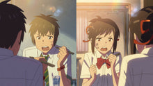Load image into Gallery viewer, Your Name 你的名字 2016 Japanese Anime (4K HD + BLU-RAY) with English Subtitles (Region A)