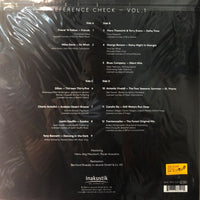 CANTON REFERENCE CHECK VOL 1 - VARIOUS ARTISTS ( 2 X VINYL)