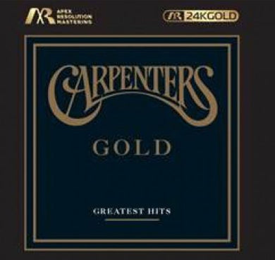 CARPENTERS - GOLD GREATEST HITS (ARMCD) MADE IN JAPAN