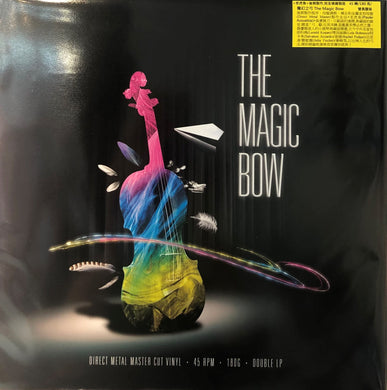 THE MAGIC BOW - VIOLIN (2 X VINYL) MADE IN GERMANY