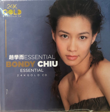 BONNIE CHIU - 趙學而 ESSENTIAL 24K GOLD (CD)